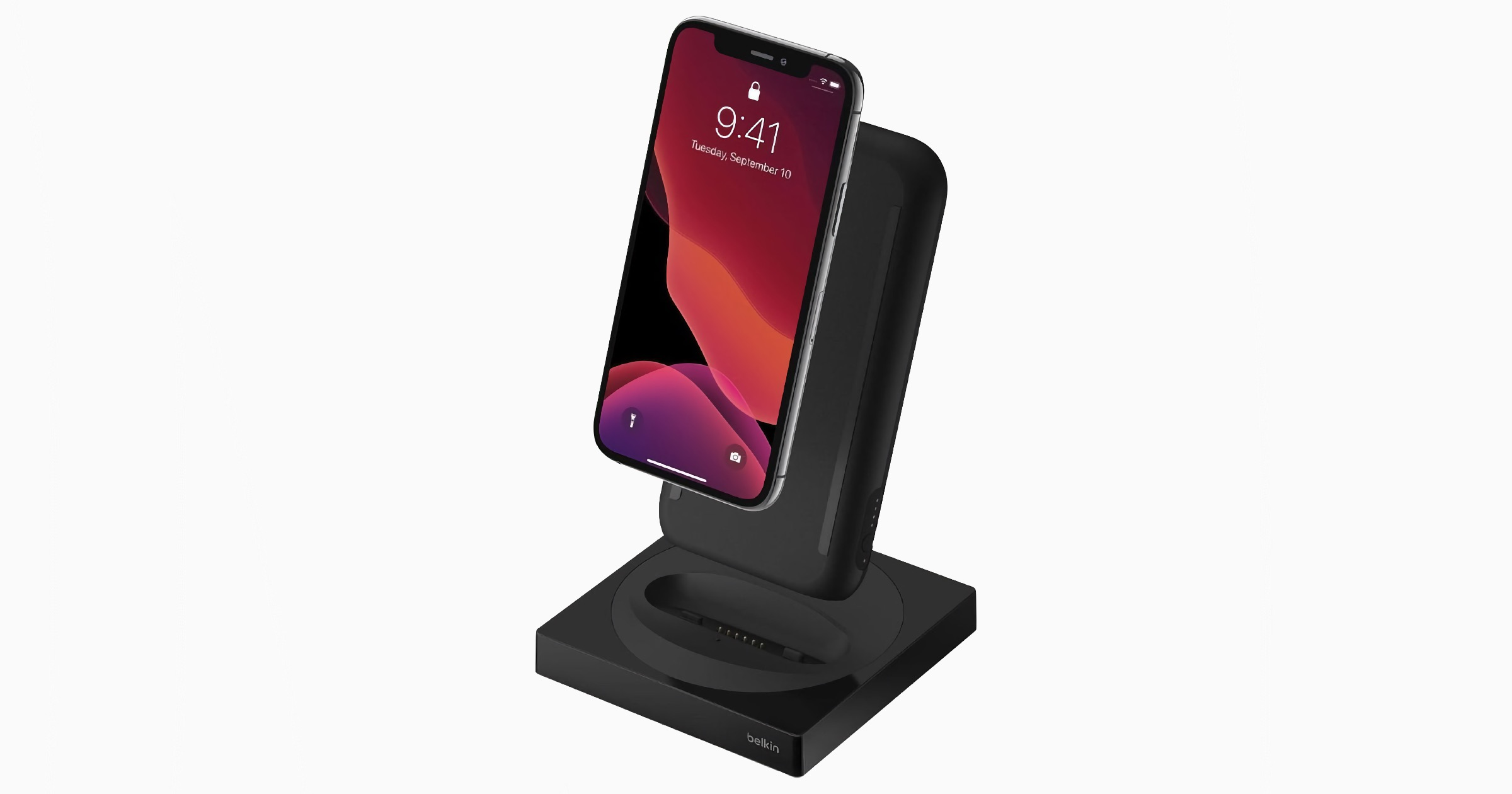 Belkin Portable Wireless Charger + Stand