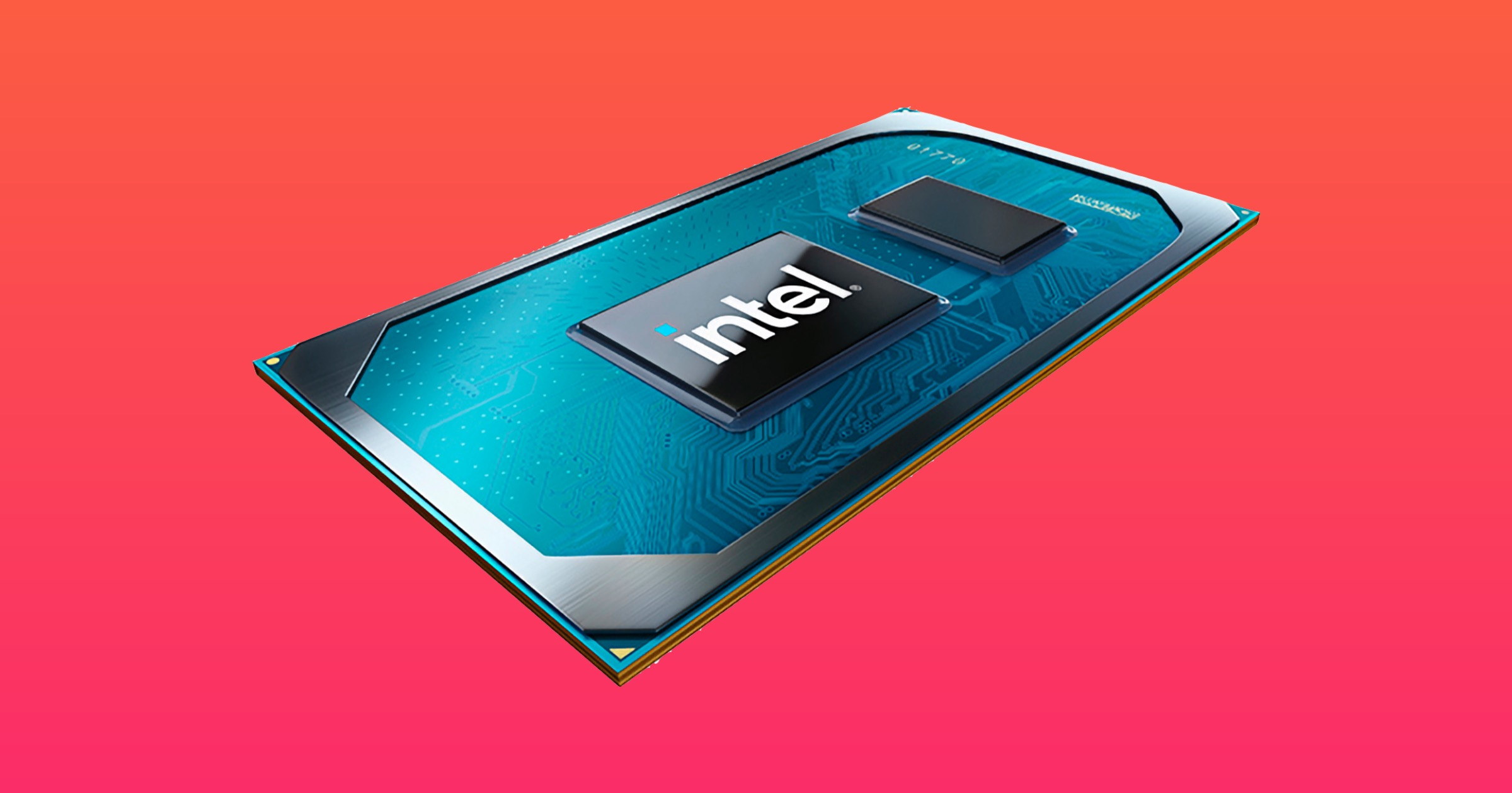 Intel alder lake chip