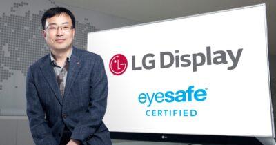 LG Eyesafe Display