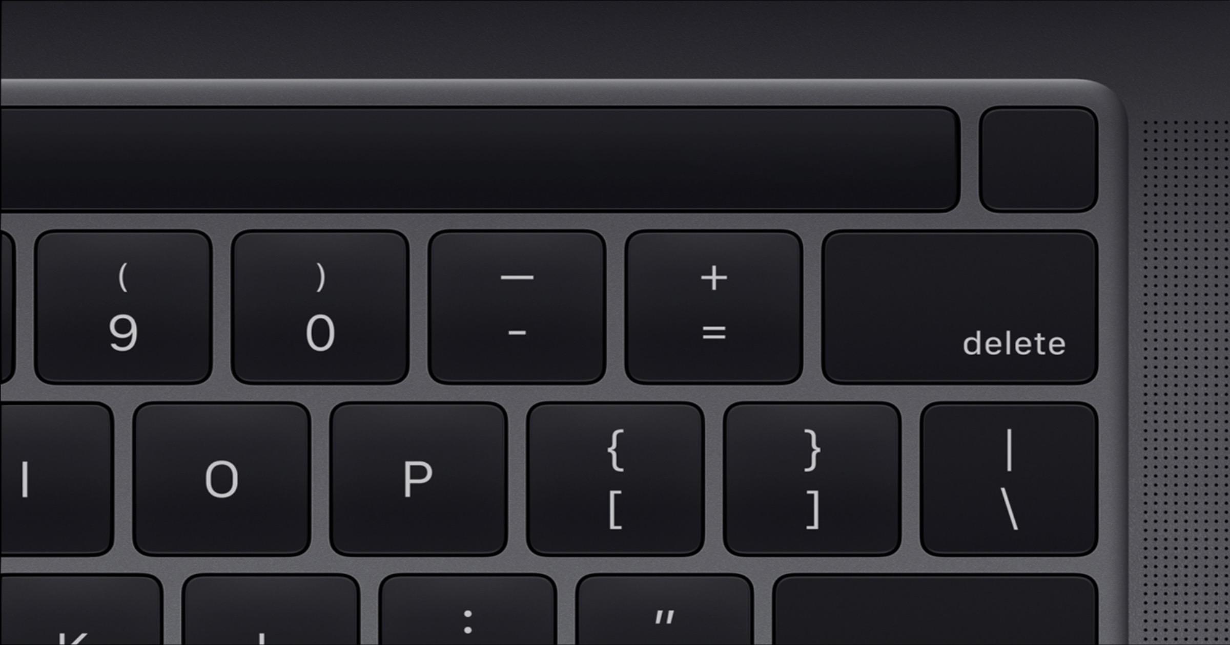 Mac Touch ID
