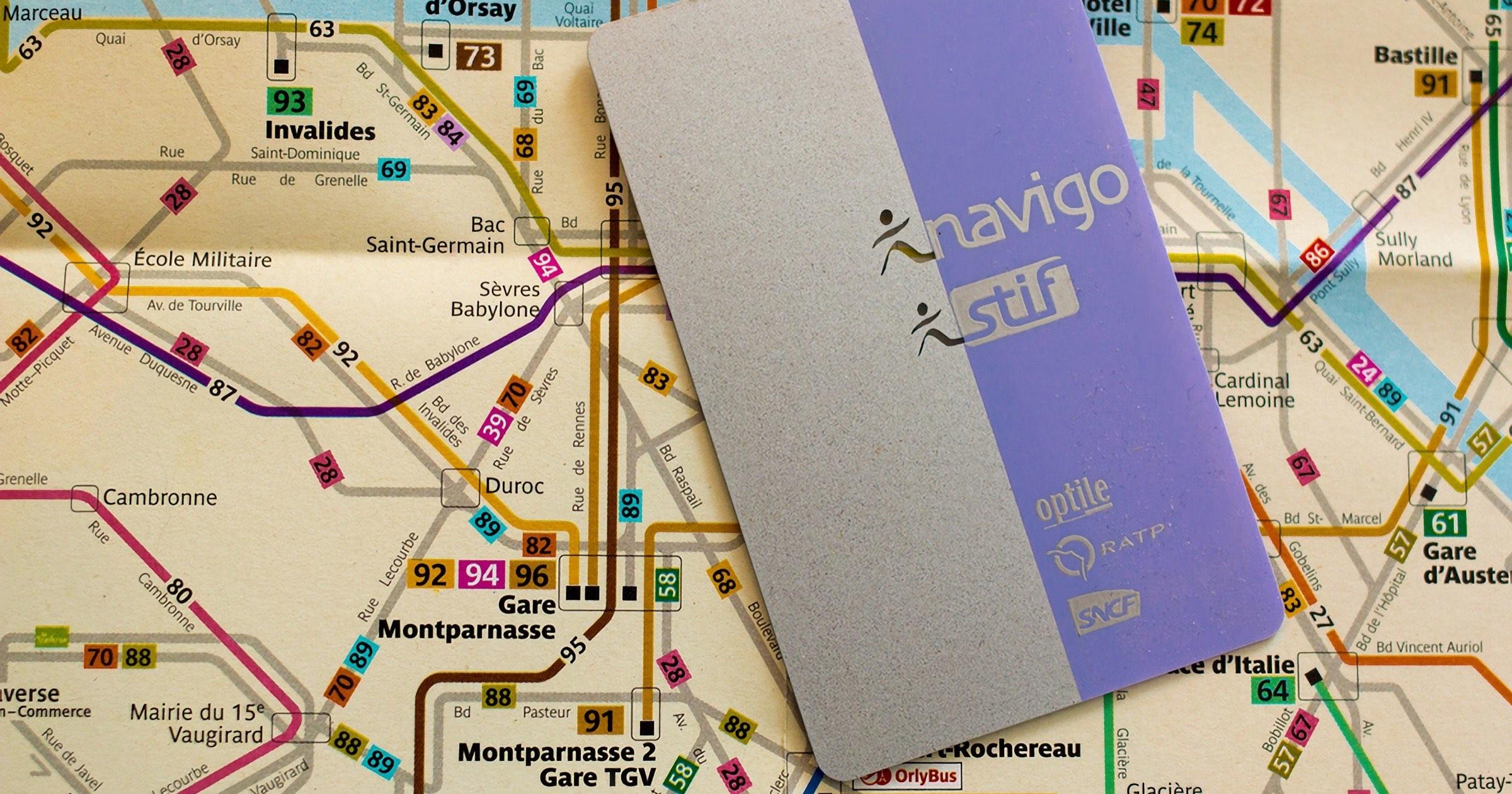 Navigo pass