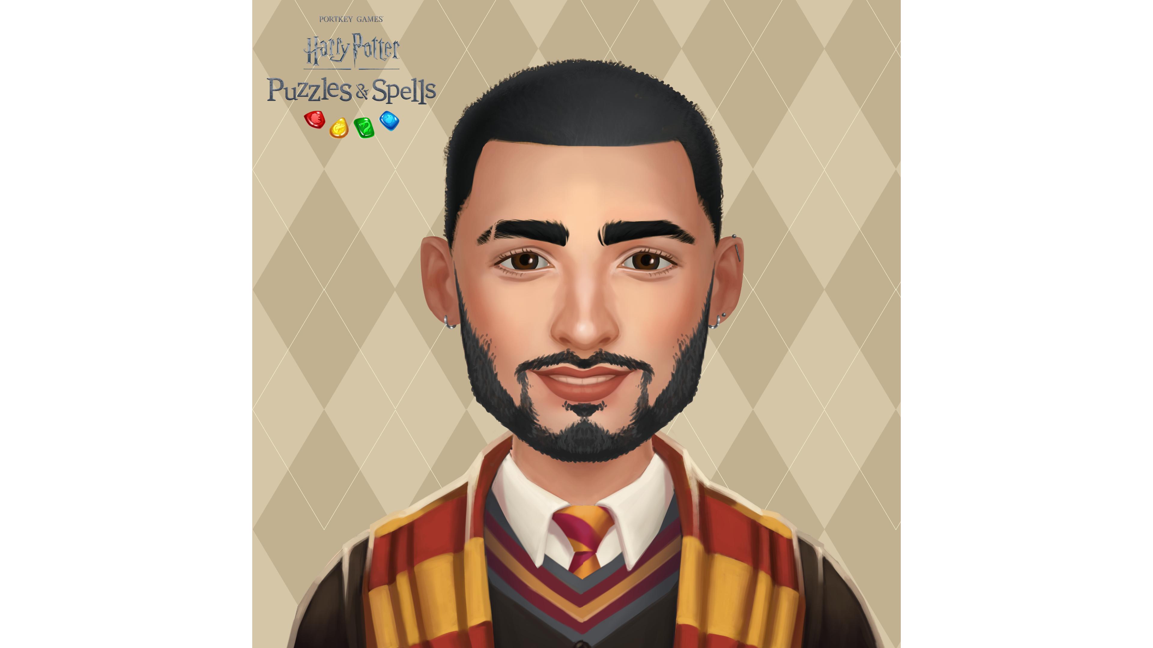 Zayn Malik Harry Potter Avatar