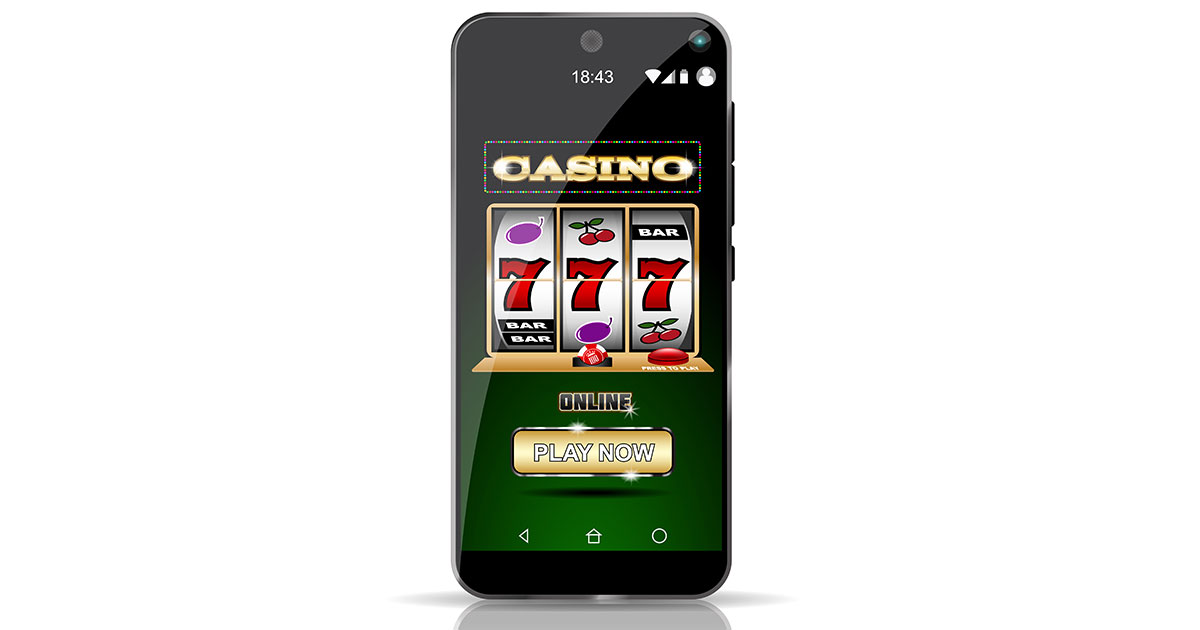 Gambling App on Android