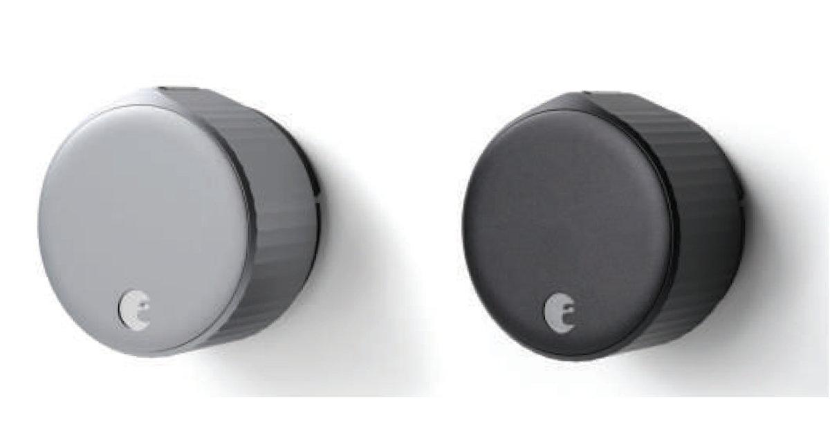 August Smart Wi-FI Lock