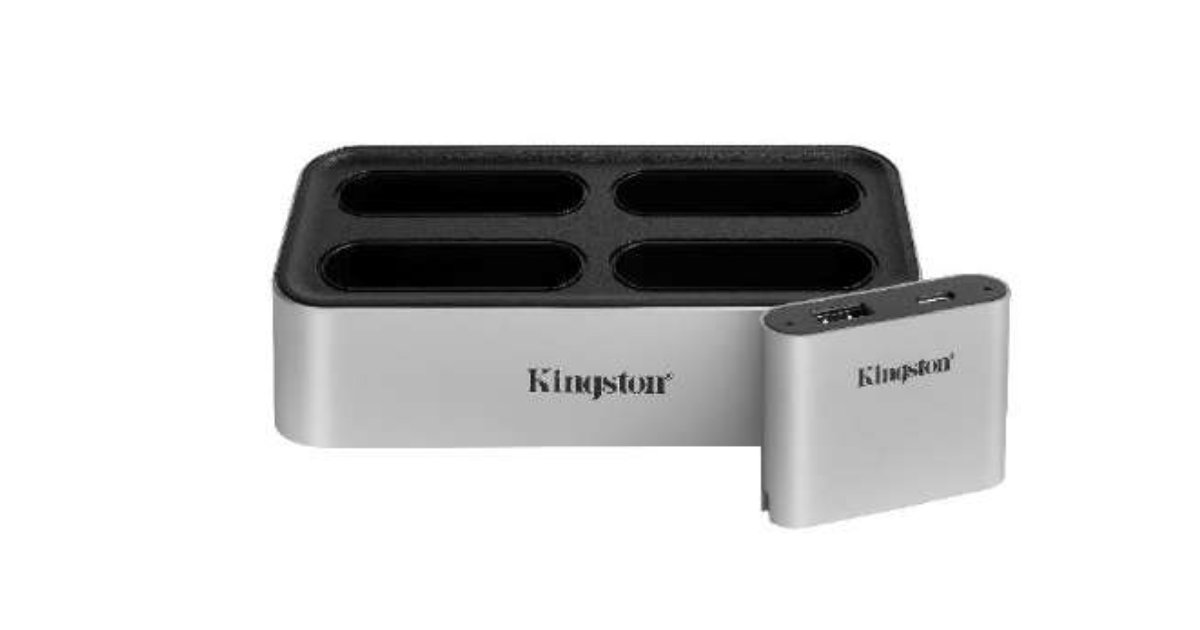 Kingston Workflow Product Series