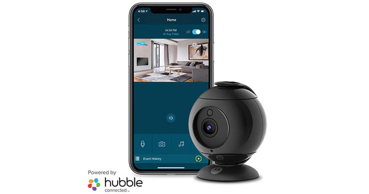 Motorola FOCUS89 Full HD Wi-Fi Indoor Camera