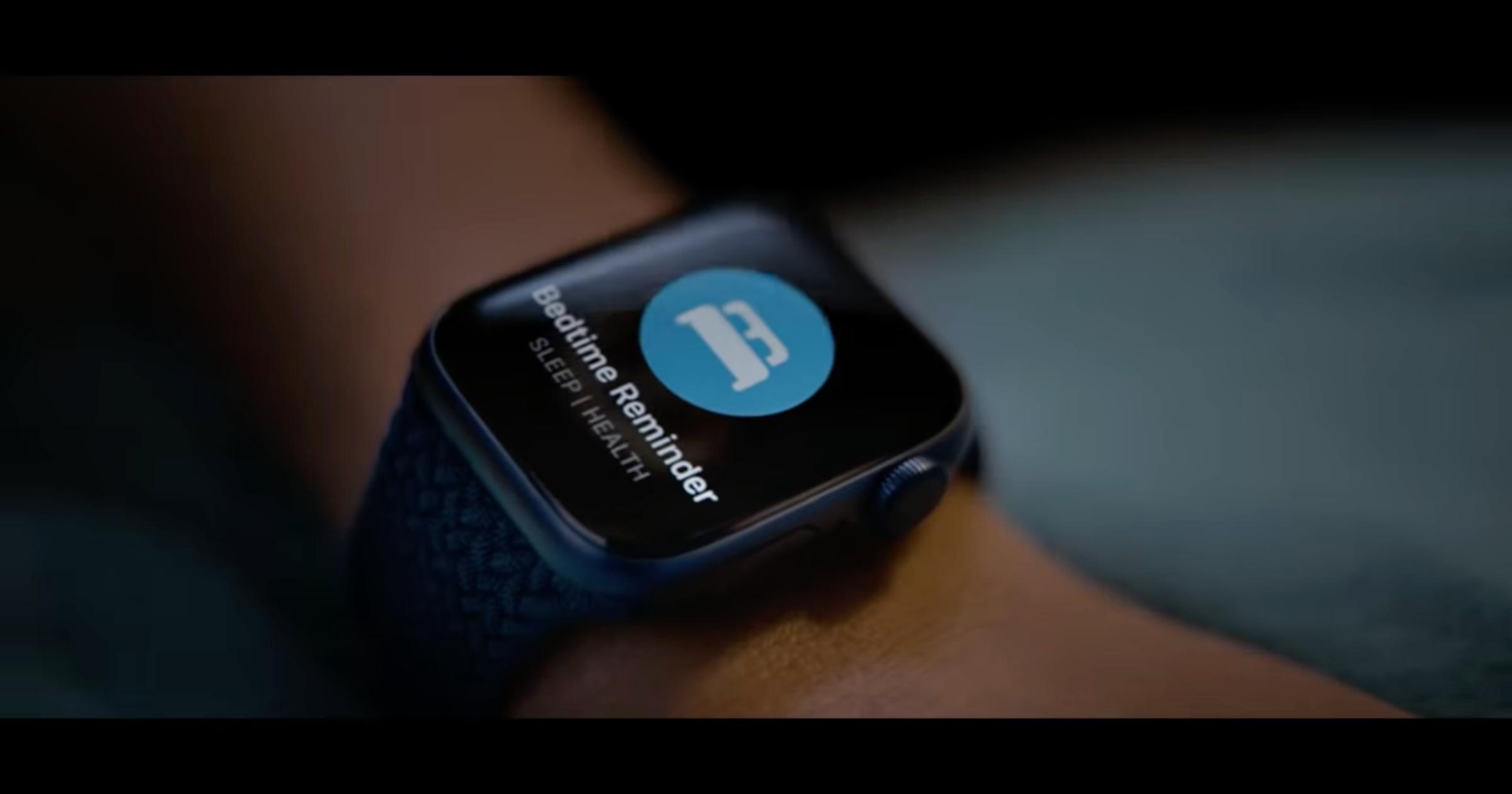 Apple Watch Series 6 Sleep