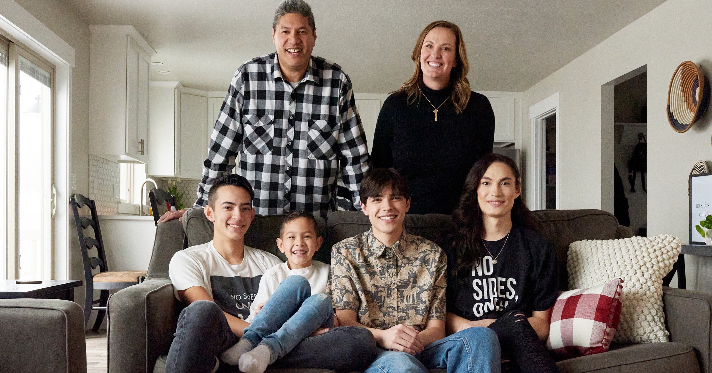 Encircle, a local nonprofit that serves young LGBTQ+ people and their families