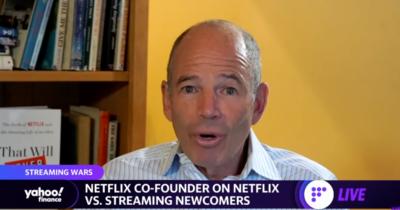 Marc Randolph Netflix on Disney+ Apple TV+