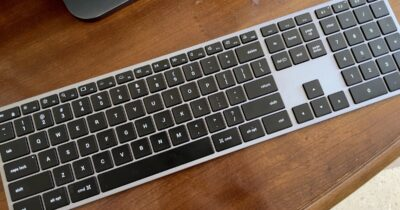 Slim X3 Backlit Bluetooth Keyboard
