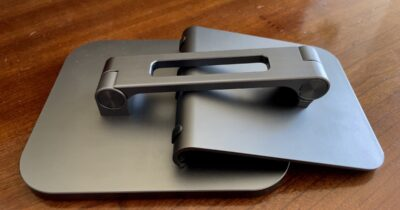 Satechi foldable iPad stand
