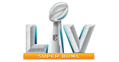 Super Bowl LV 2021 logo