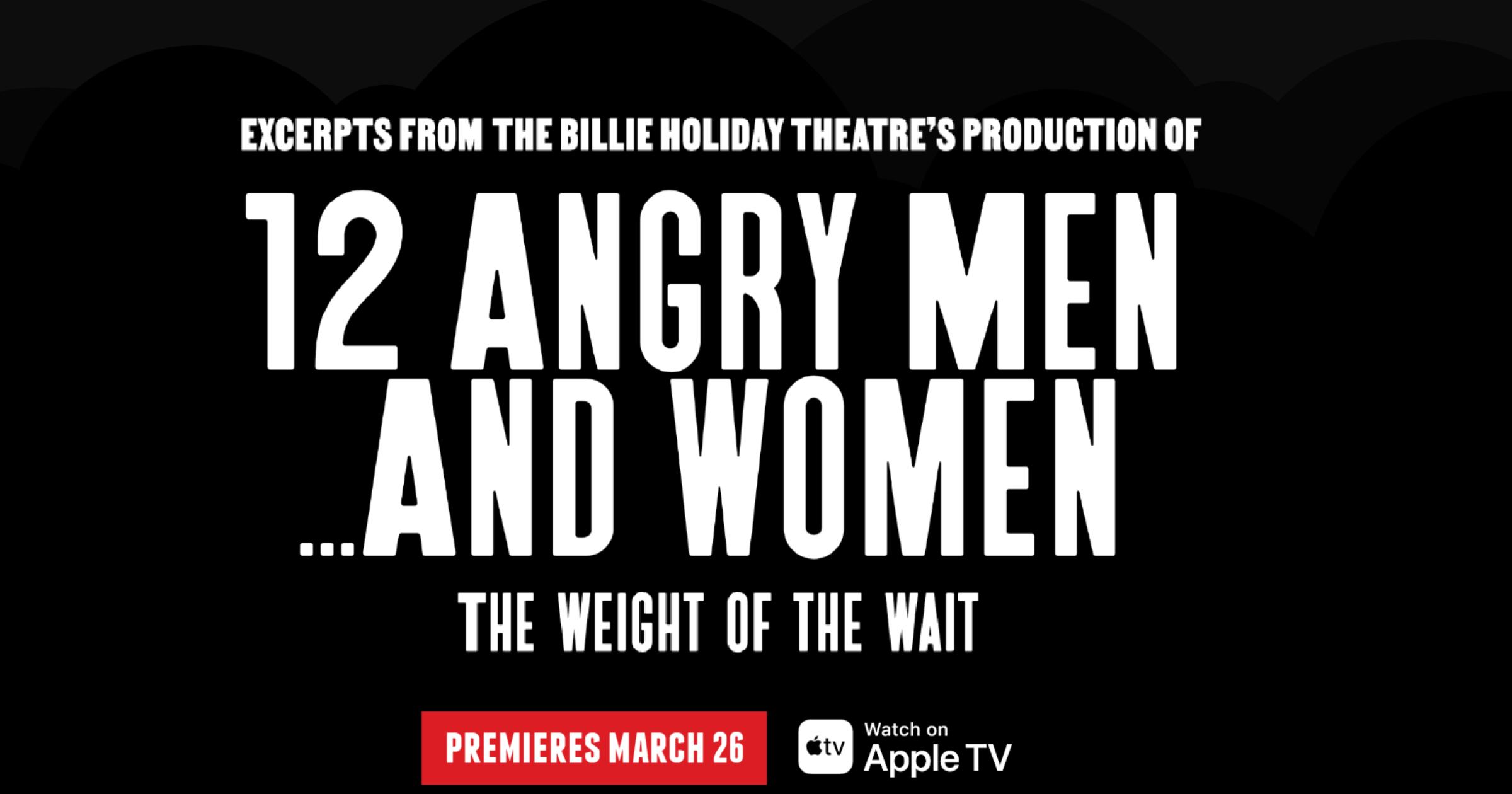 12 Angry Men Women Apple TV