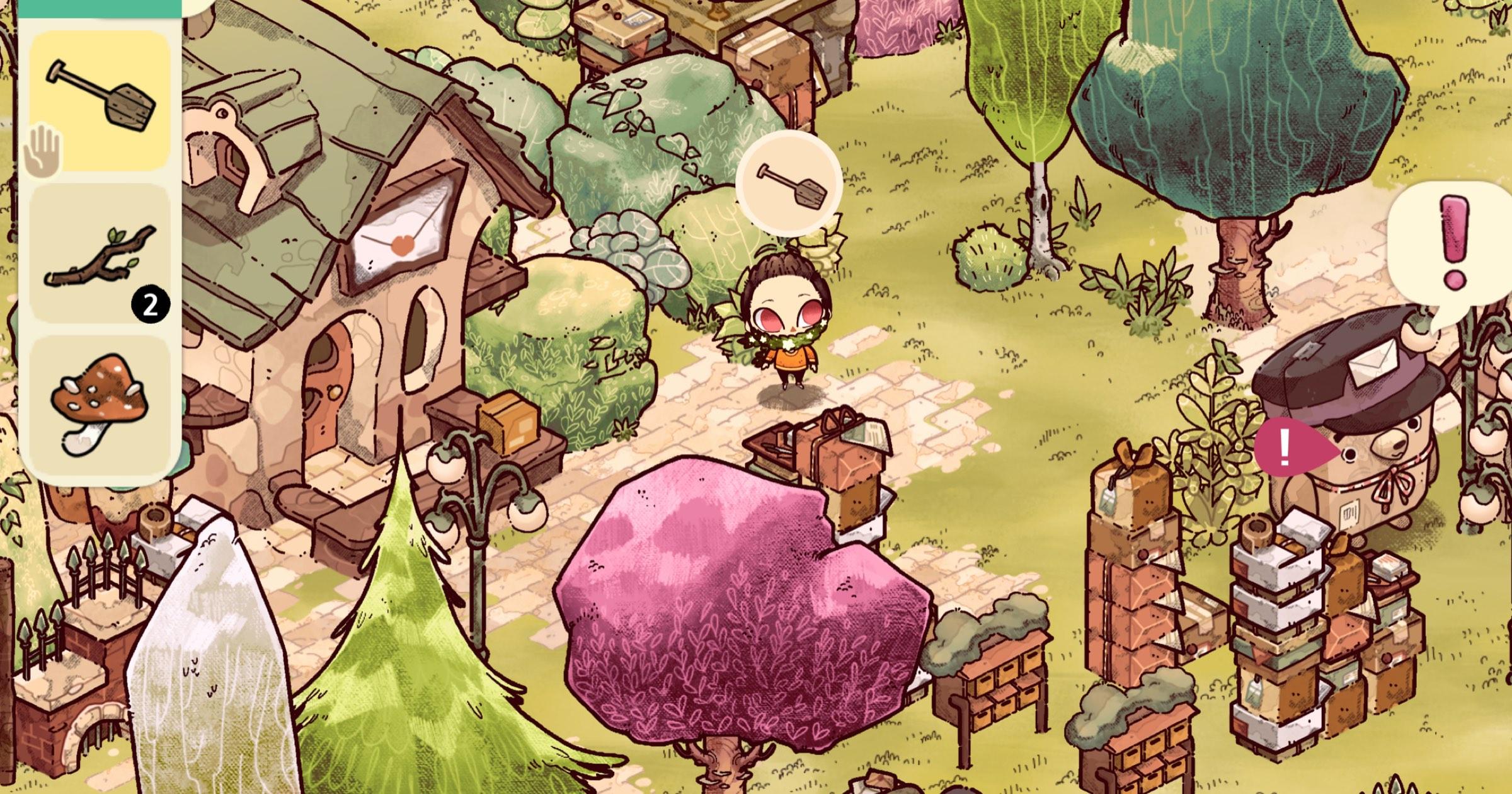 Animal Crossing-Like Game 'Cozy Grove' Debuts on Apple Arcade