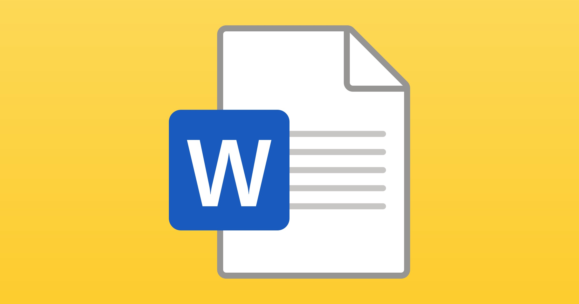 DOCX Microsoft word document