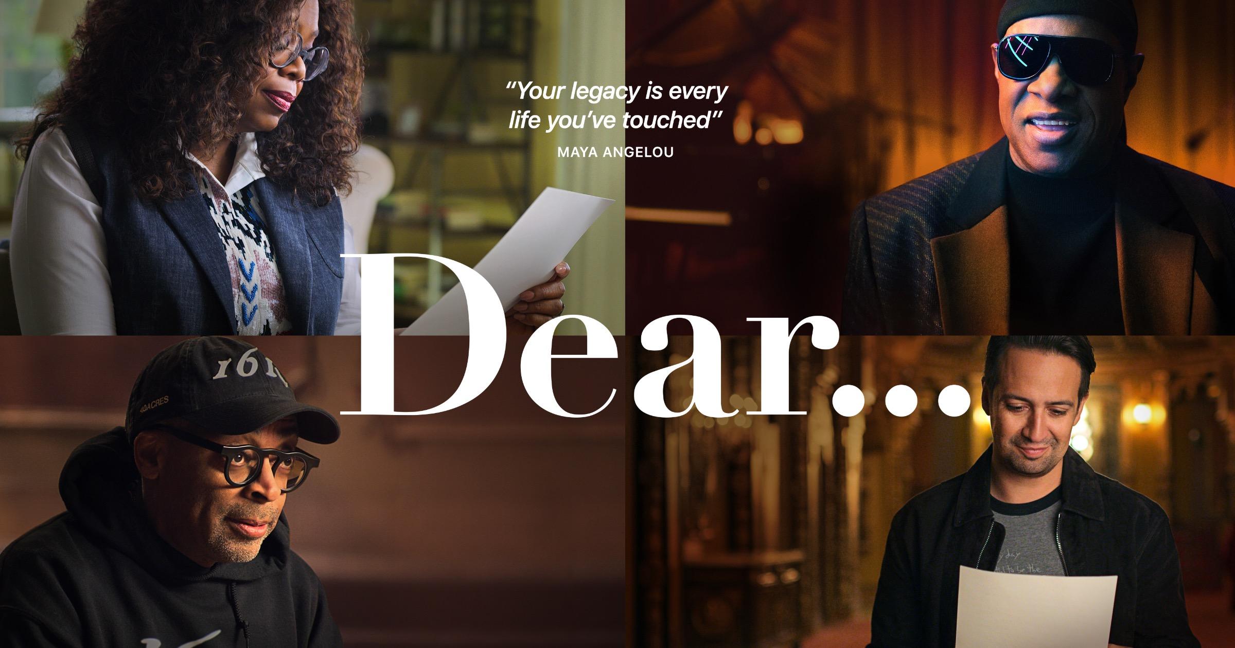 Dear... season 2 on Apple TV+
