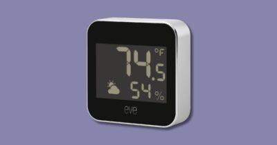 Eve weather device