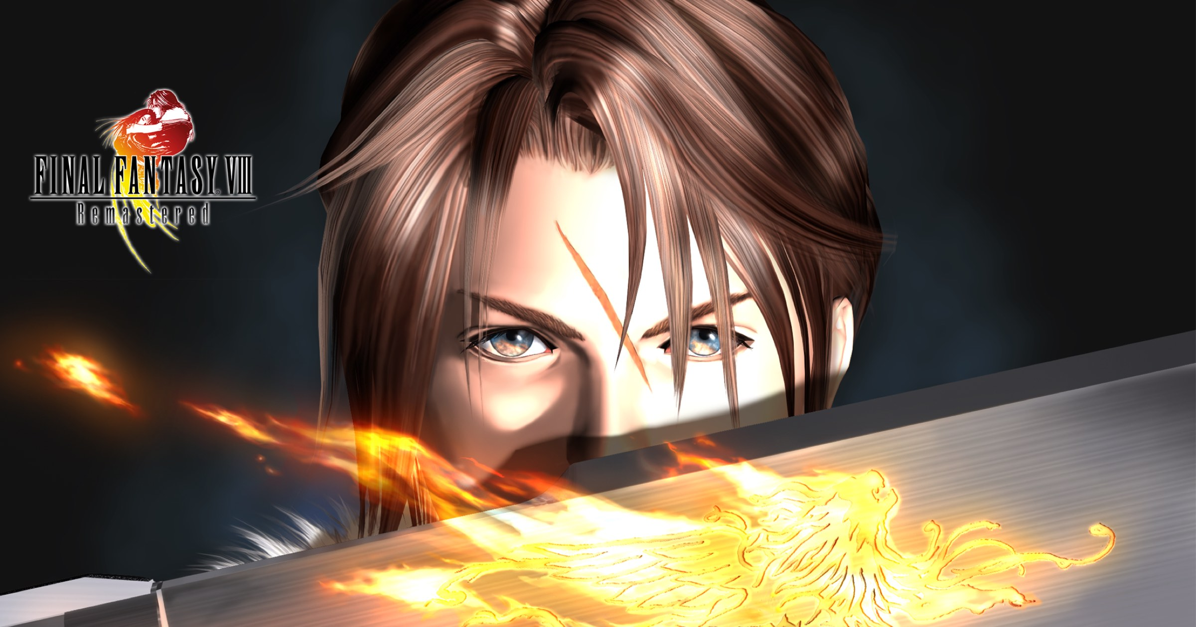 'Final Fantasy VIII' Available to Play on iOS