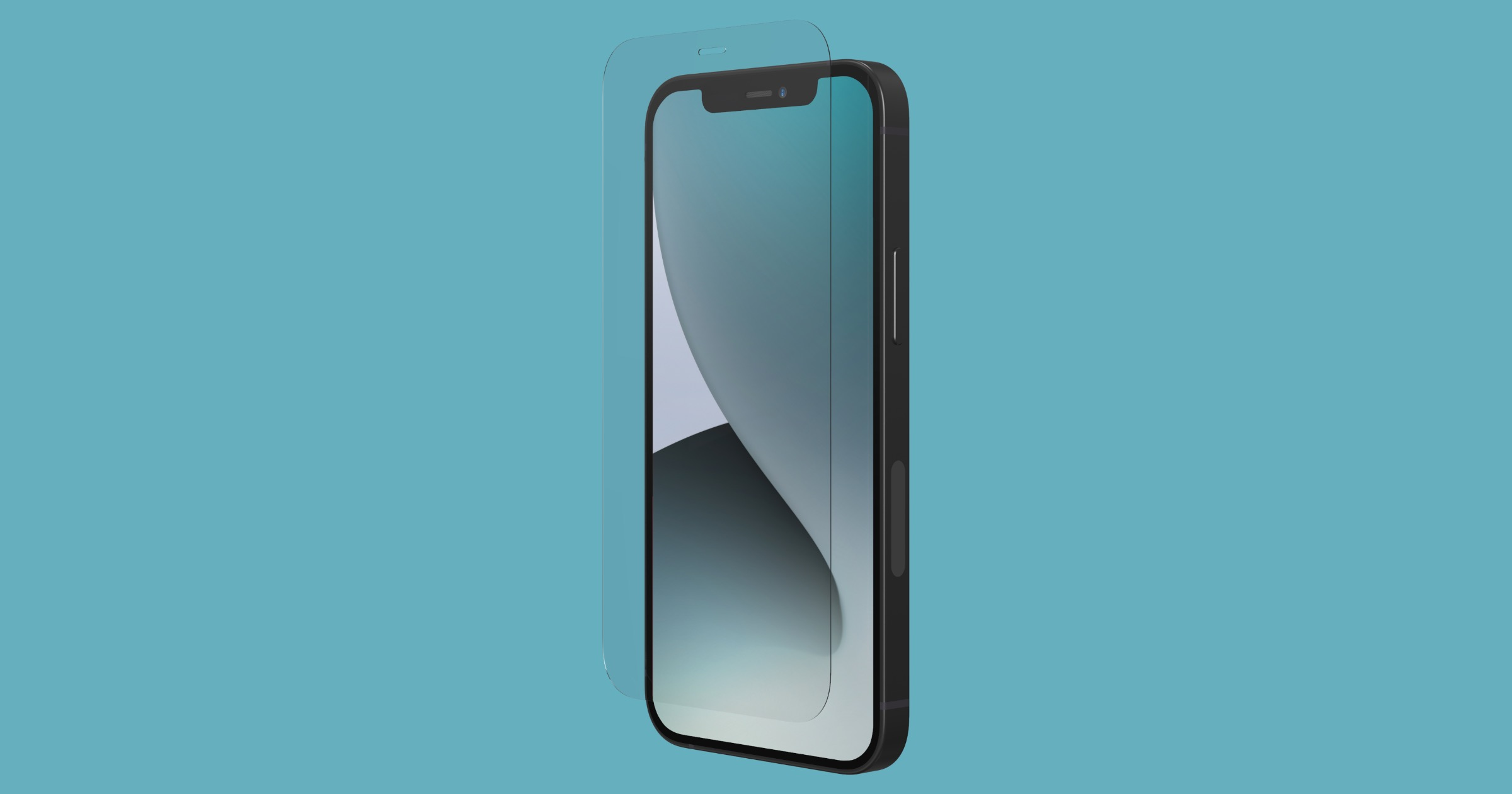 InvisibleShield GlassFusion+ iPhone 12 mini