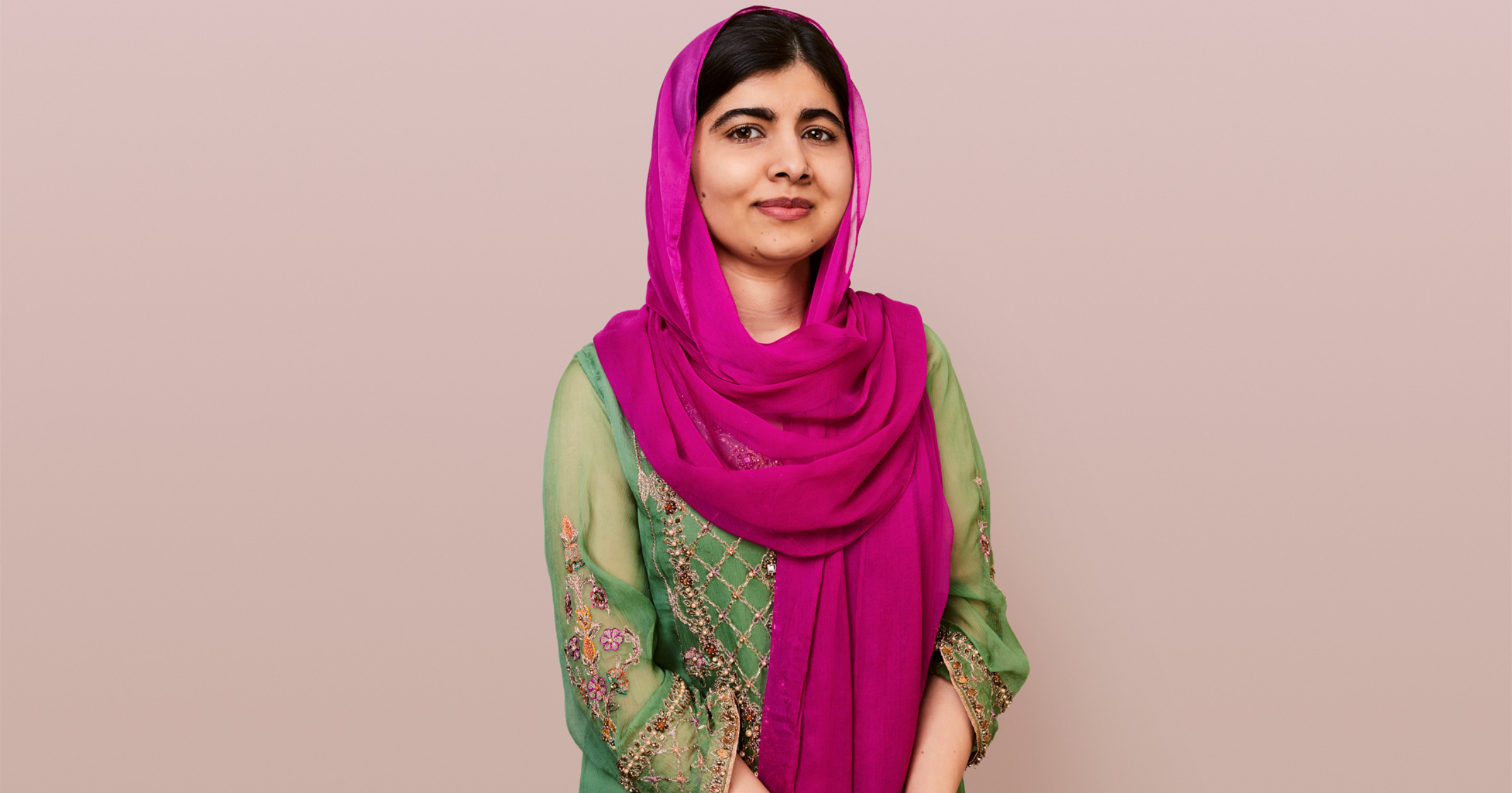 Malala Yousafzai is producing content for Apple TV+