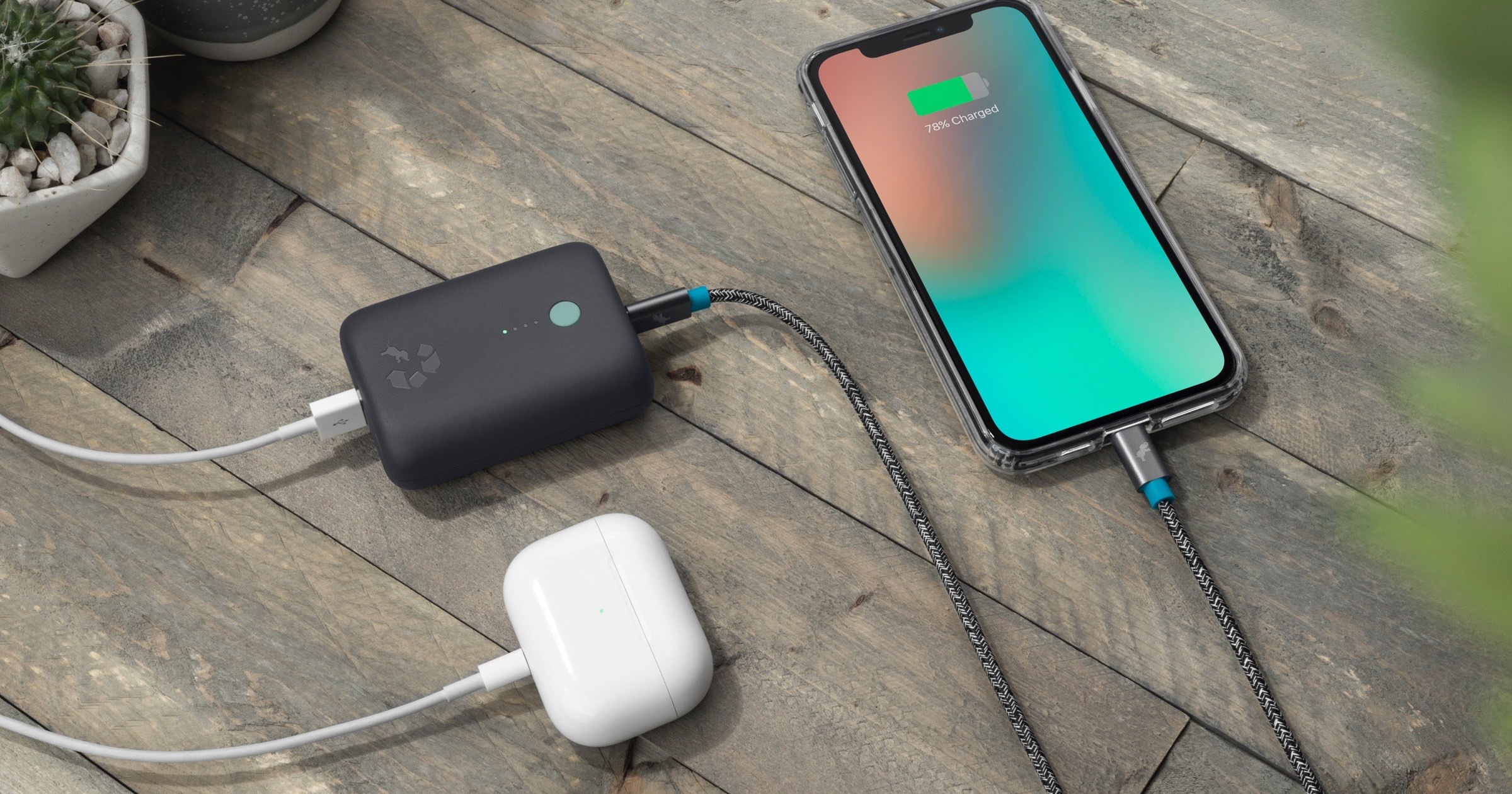 Nimble REPLAY charging collection