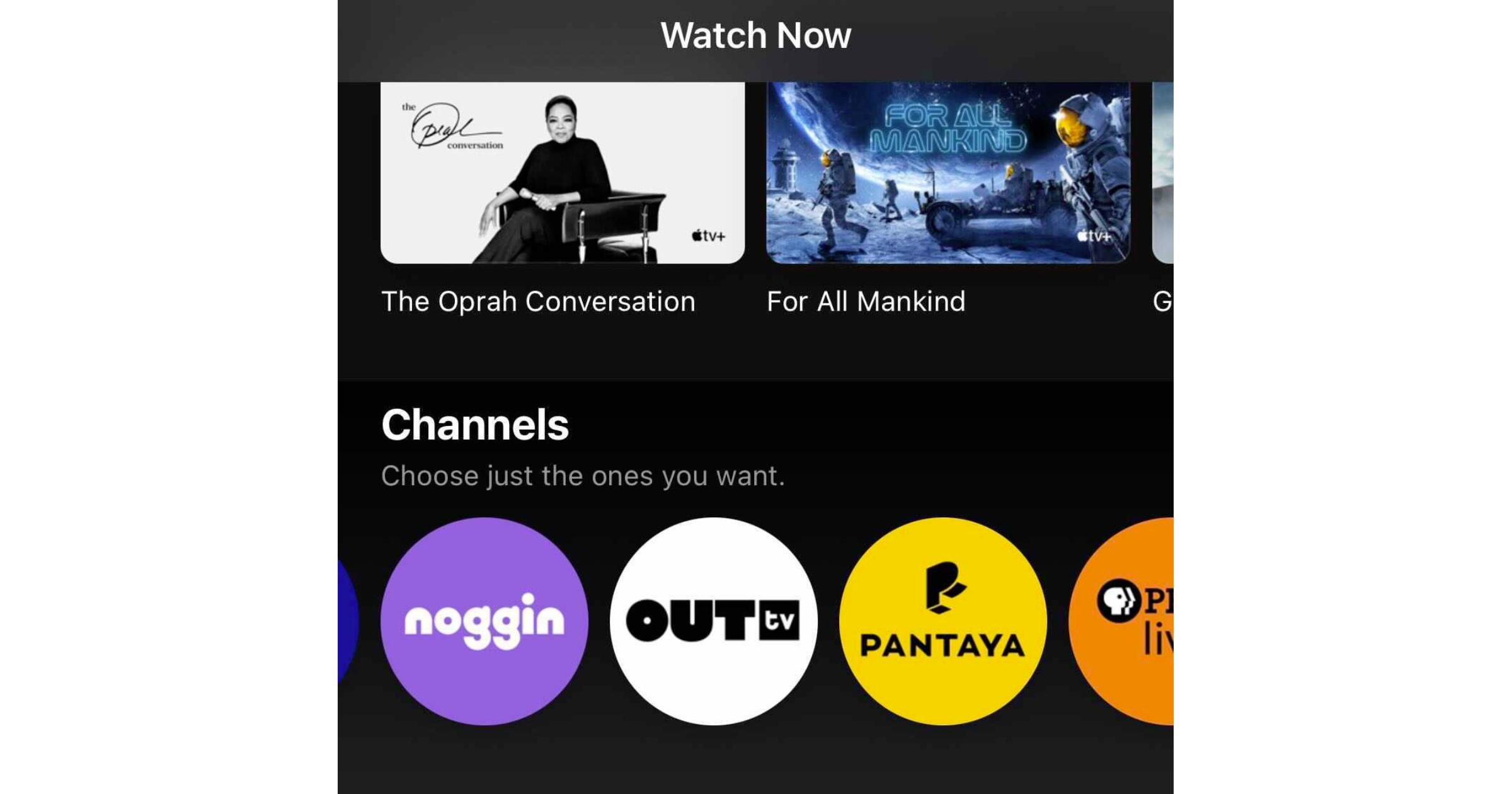 OUTtv Apple TV