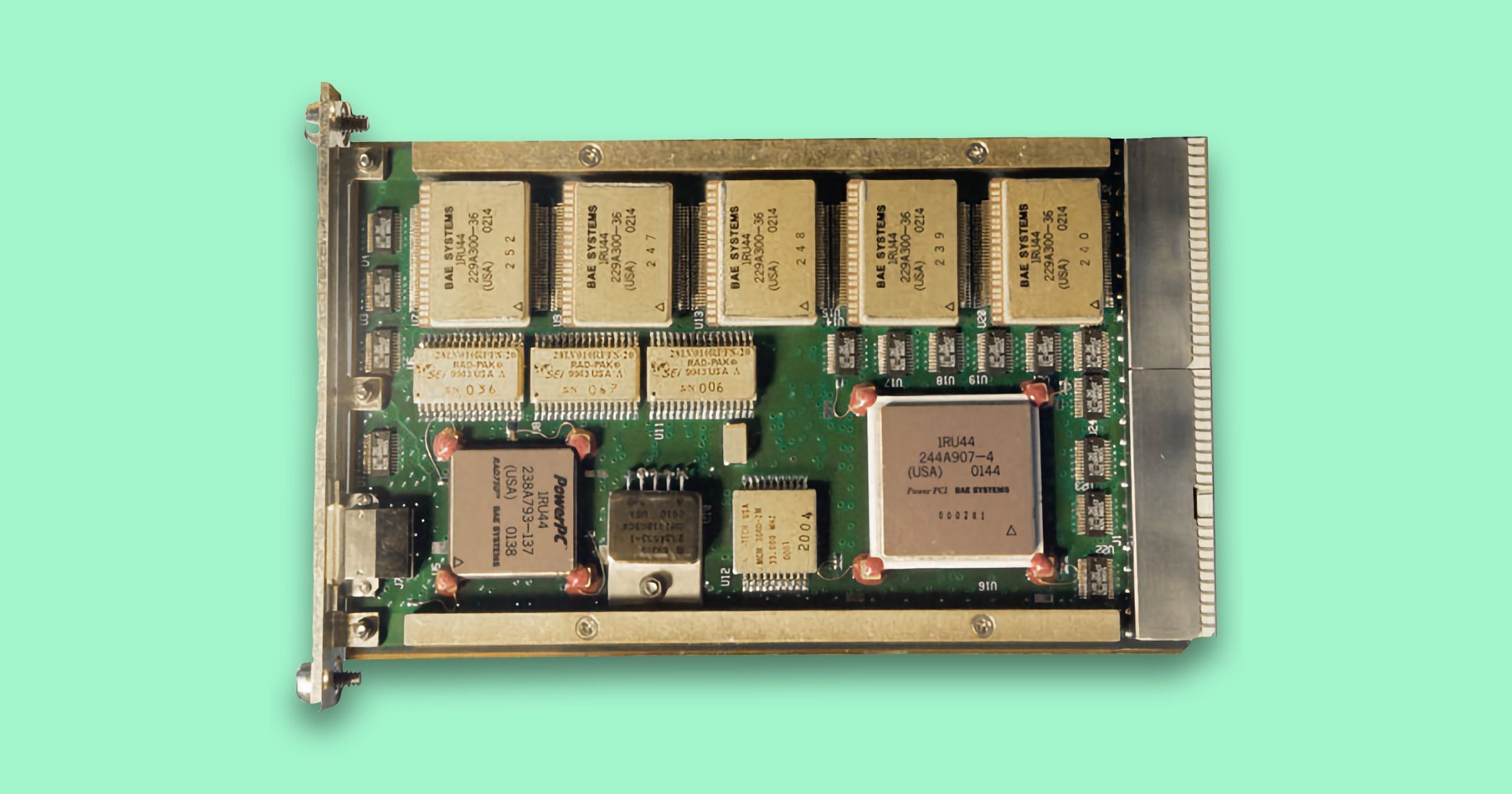 RAD750 processor