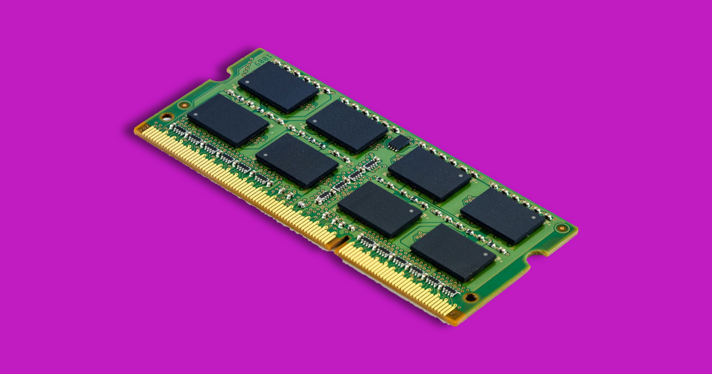 RAM memory stick