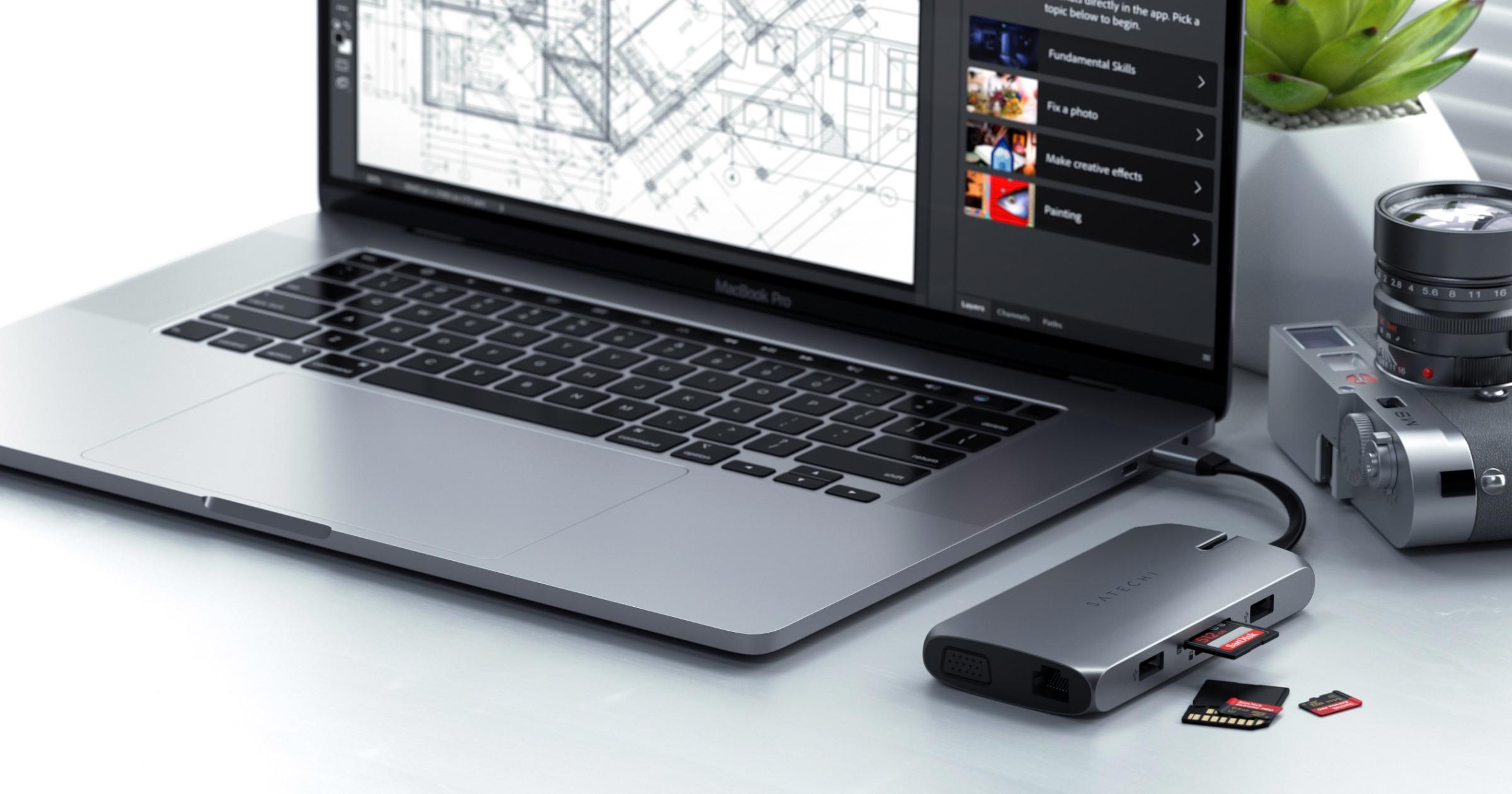 Satechi Releases USB-C Multi-Port Adapter