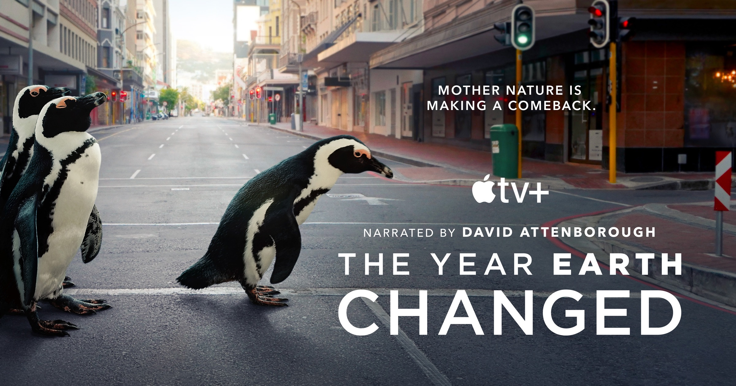 The year earth changed on Apple TV+