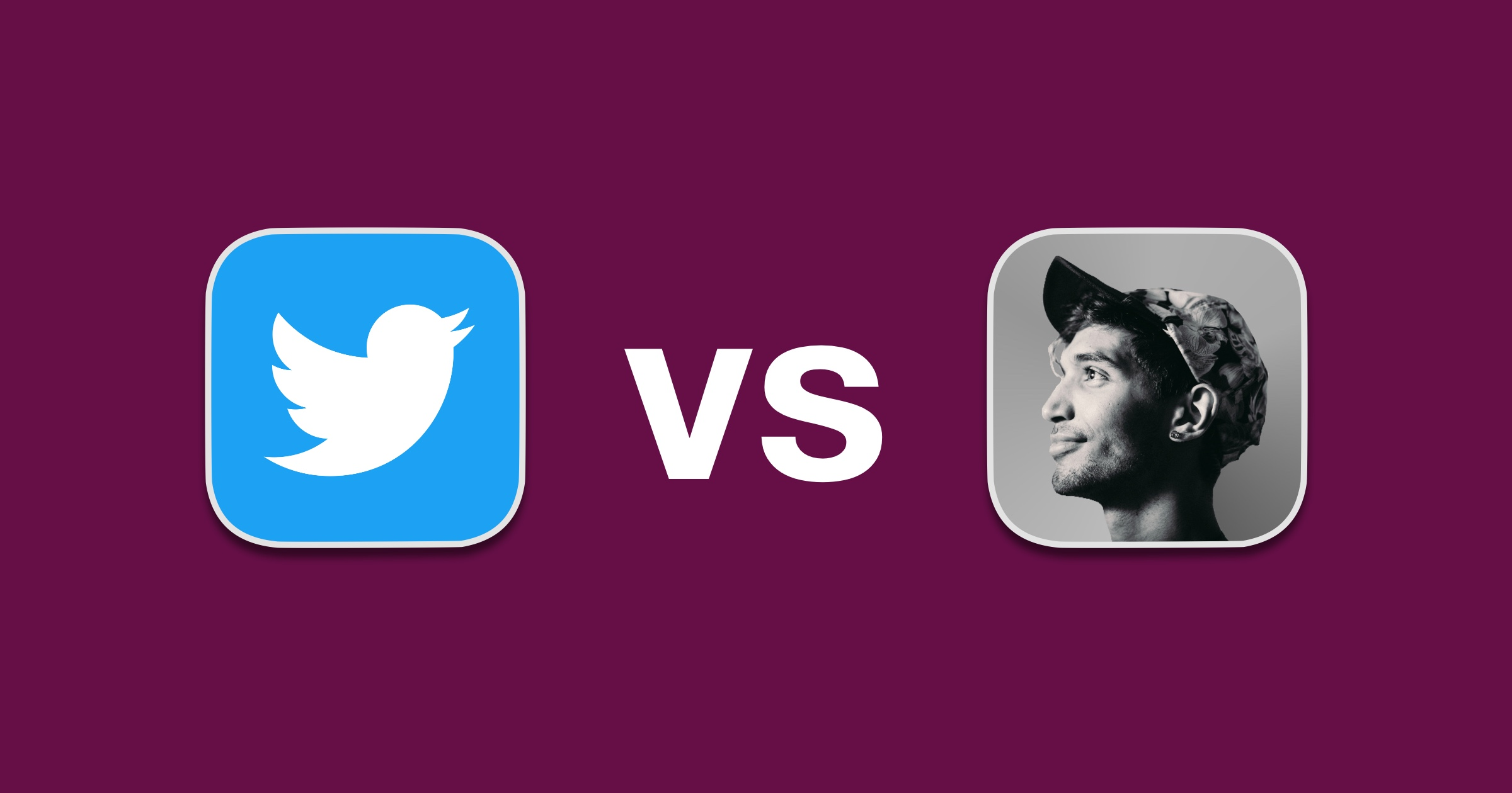 Twitter versus clubhouse