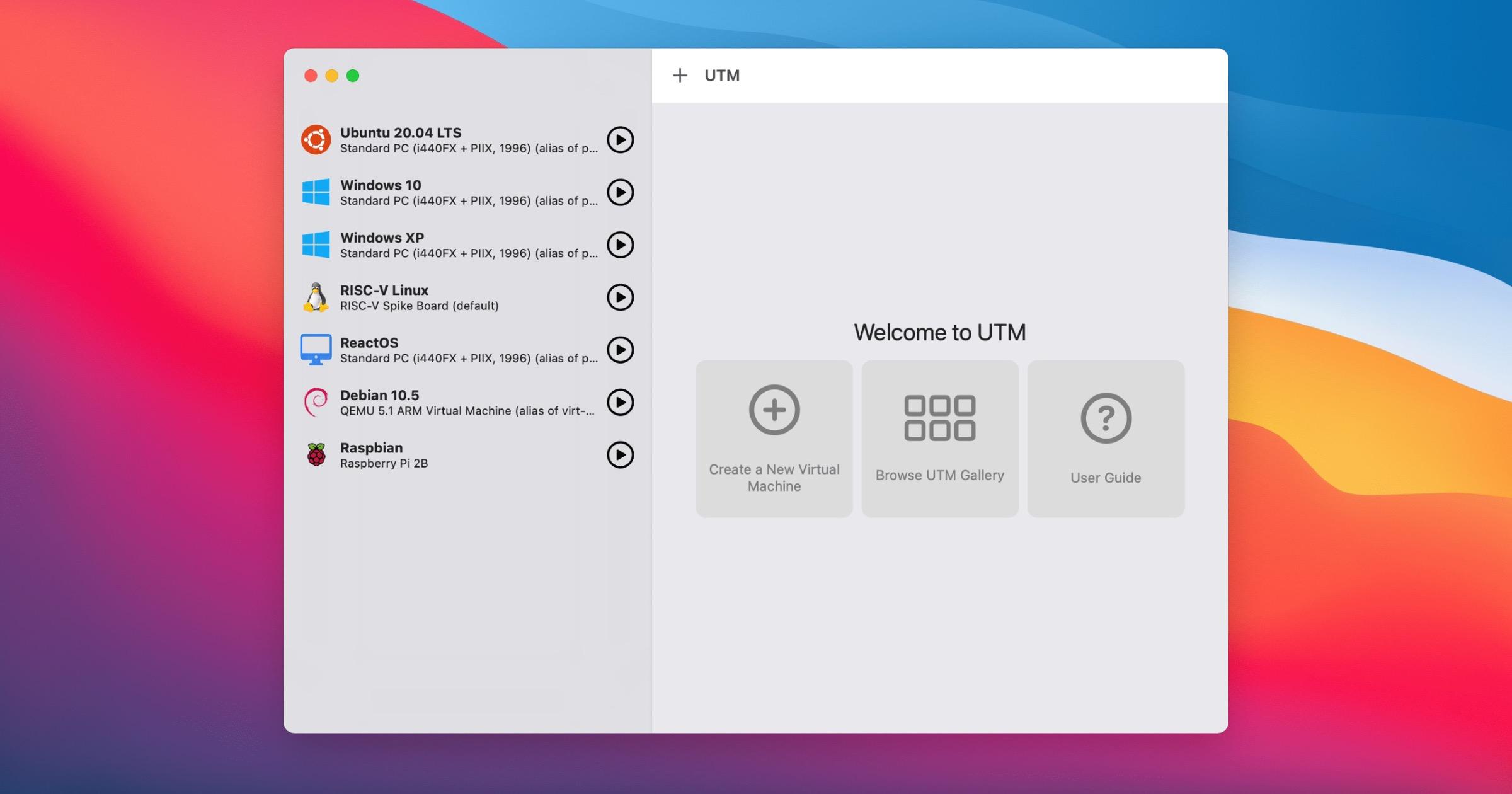 Run Virtual Machines on M1 Macs With 'UTM'