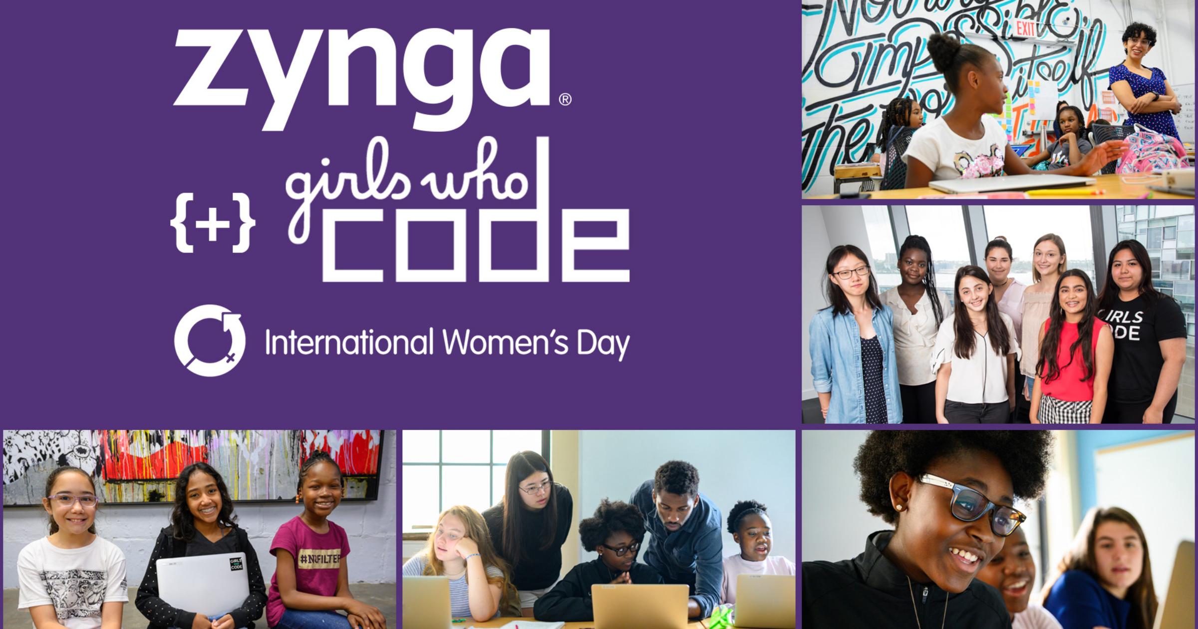 Zynga Girls WHO Code IWD