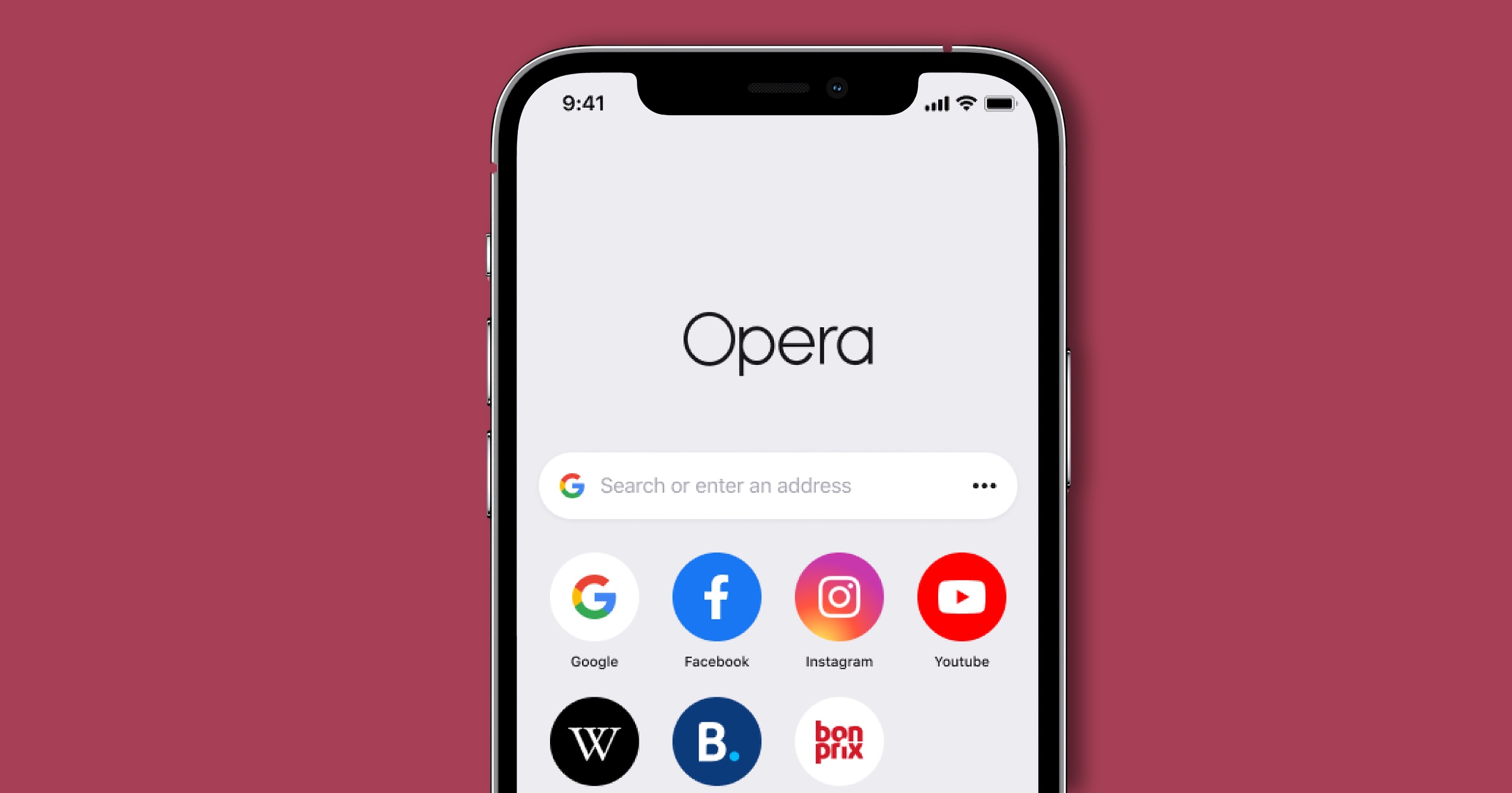 iOS App 'Opera Touch' Rebrands as Opera Browser