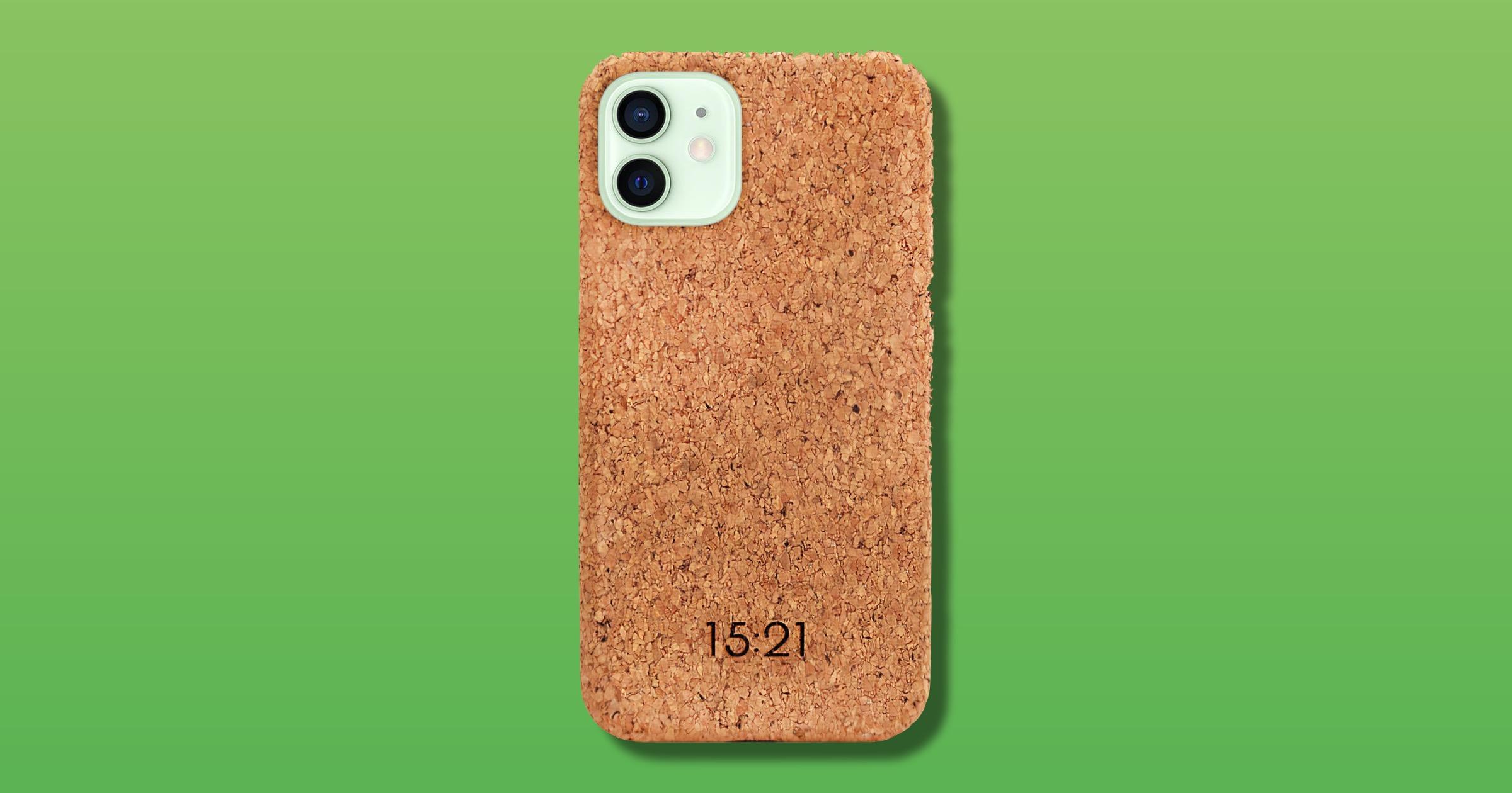 1521 cork iPhone case