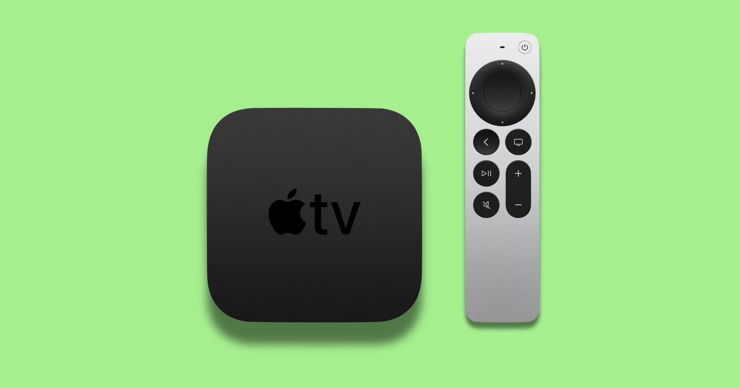 2021 Apple TV with Remote