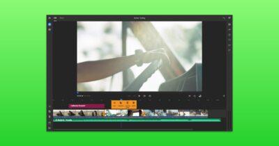 Adobe premiere rush M1 Mac