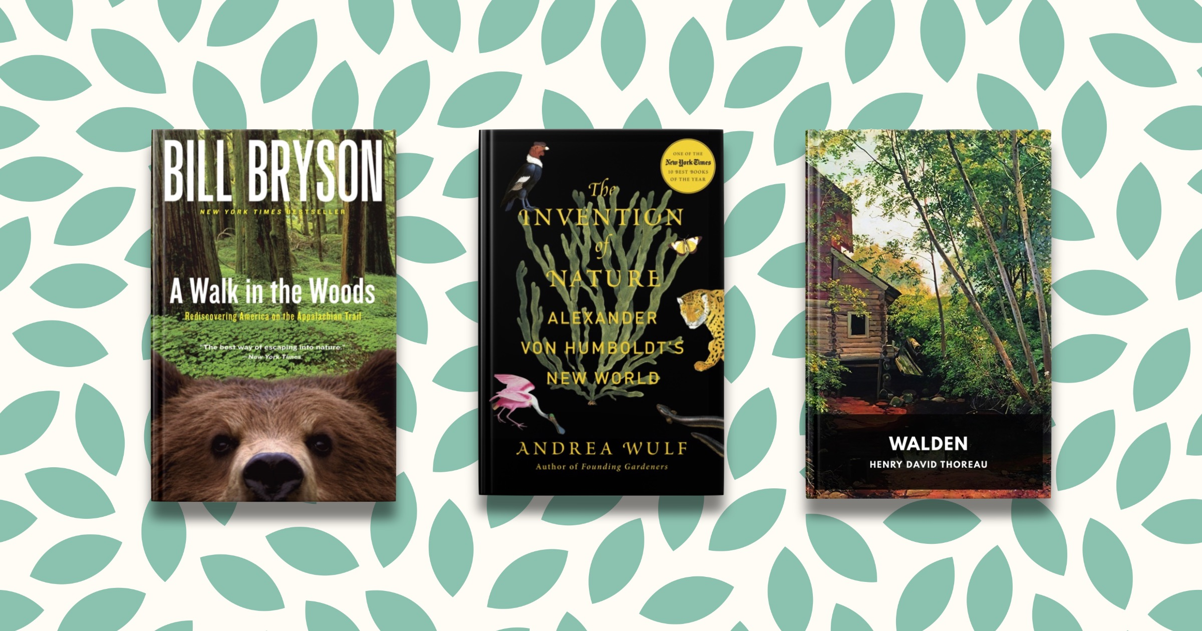 16 Books to Read for Celebrating Earth Day 2021