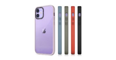 Casetify colorboost cases