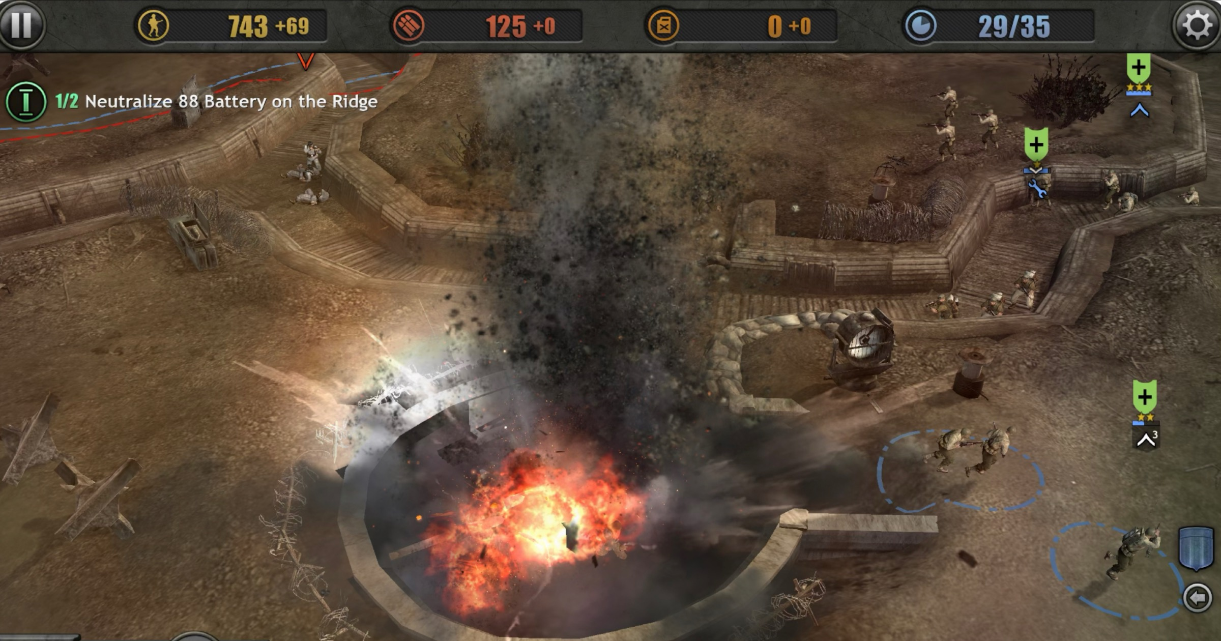 'Opposing Fronts' DLC Comes to 'Company of Heroes' on iOS