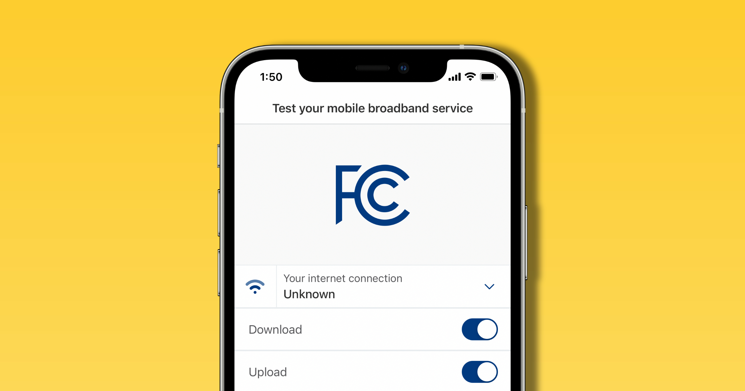 Measure Your Broadband With New 'FCC Speed Test App'