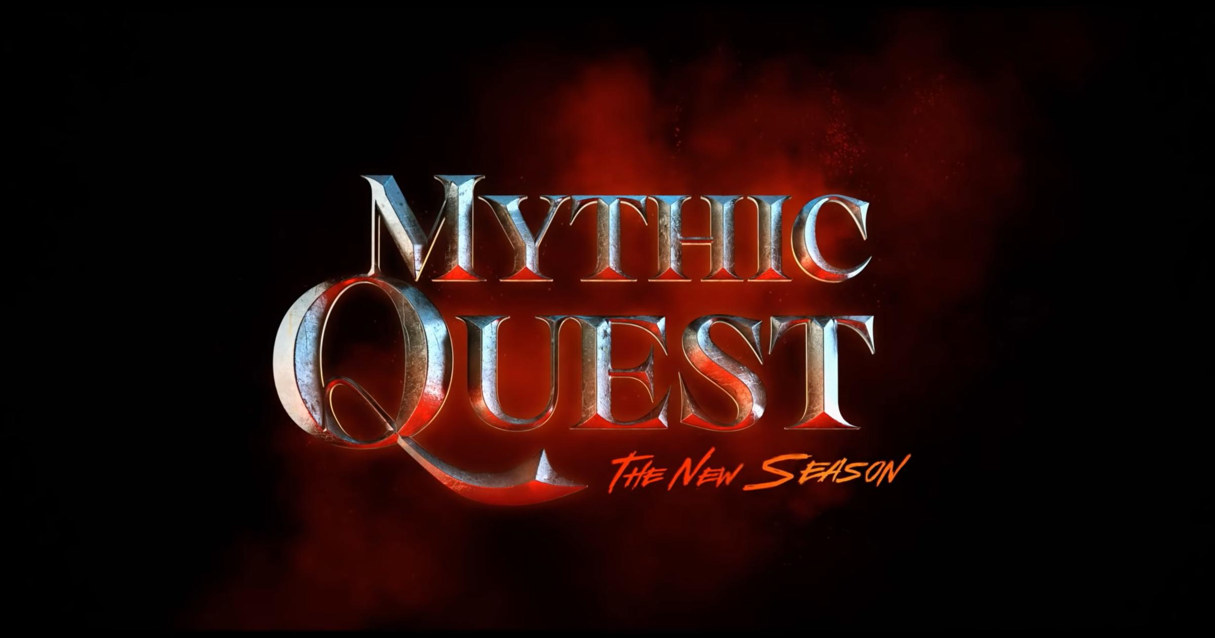 Mythic Quest new season
