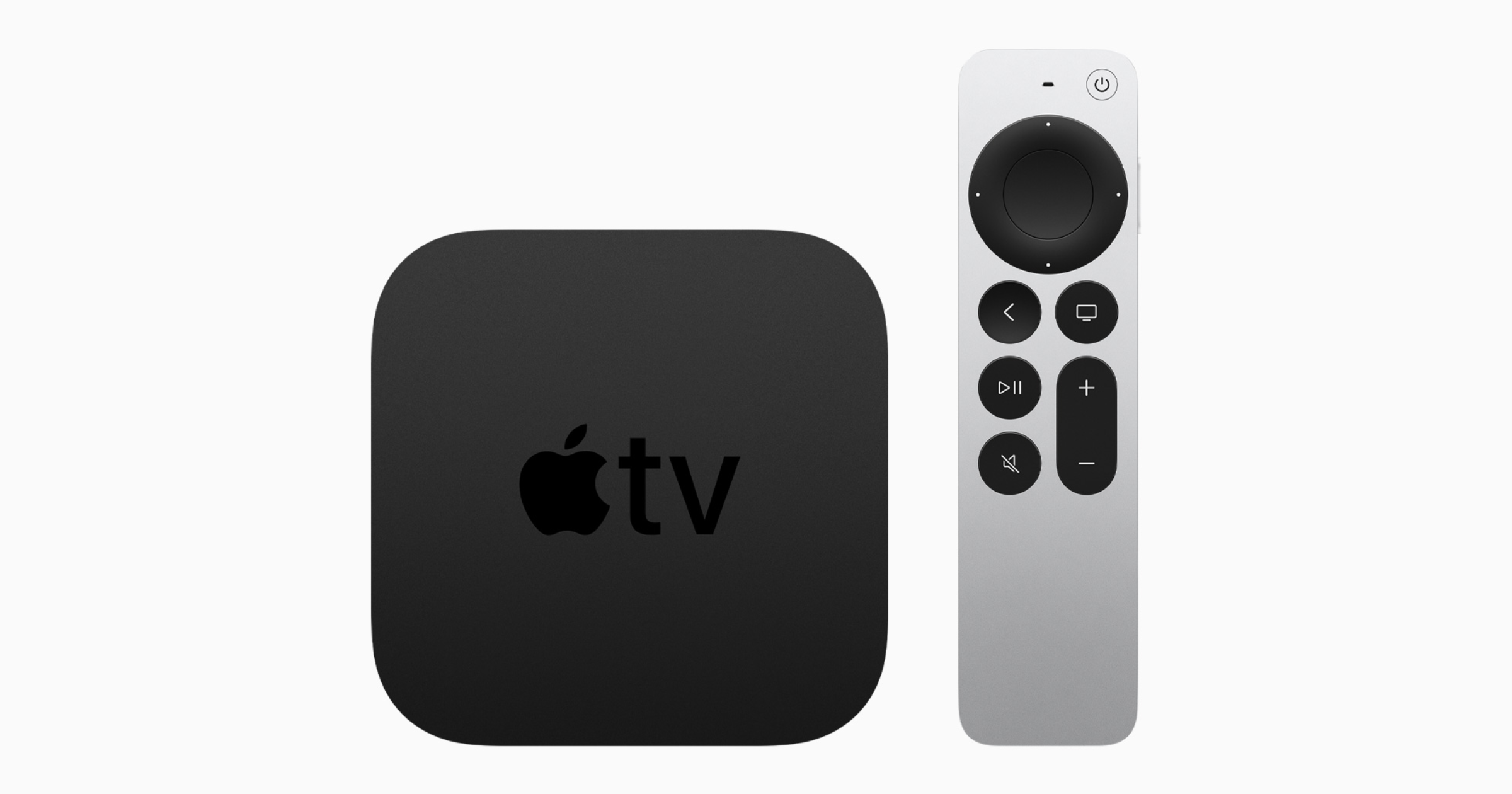 New Apple TV 4K Siri Remote
