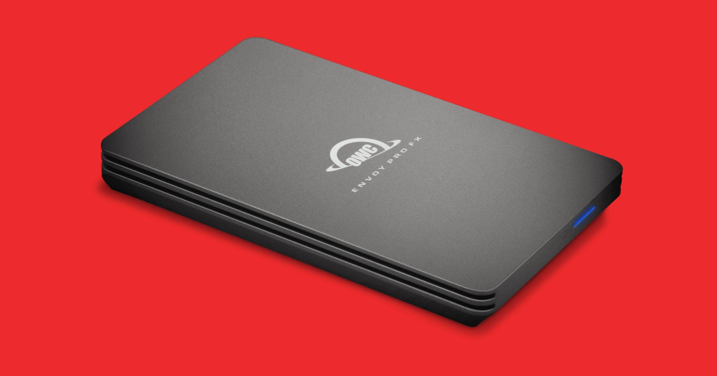 OWC ENVOY PRO FX SSD drive