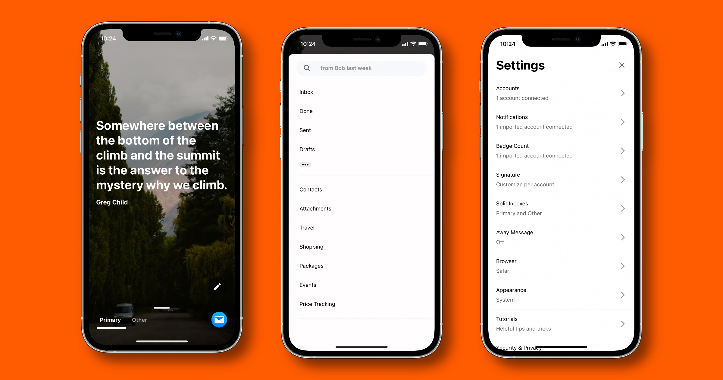 OnMail email app