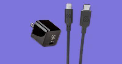Scosche PowerVolt PD wall charger