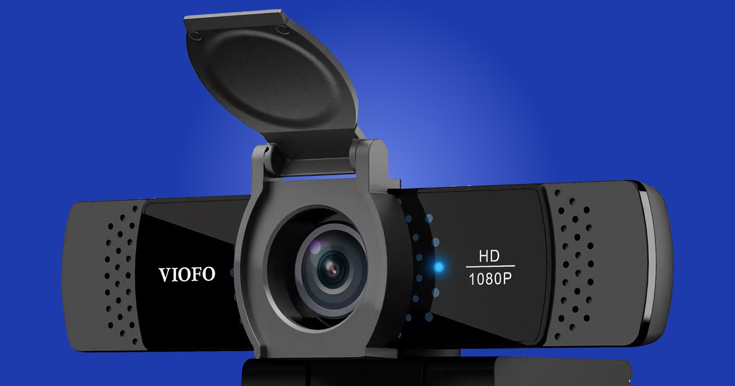 VIOFO P800 webcam