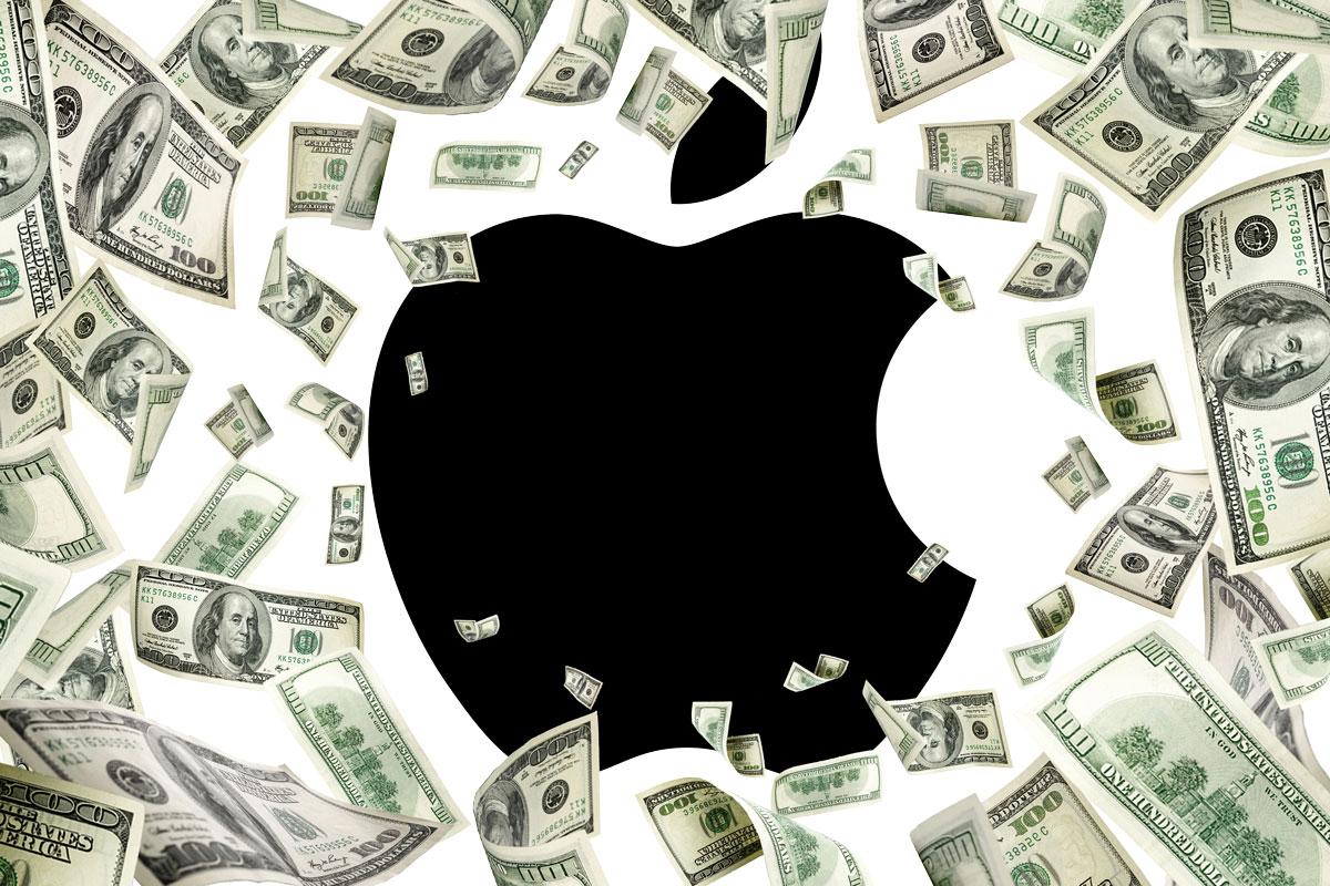 Apple Cash Money
