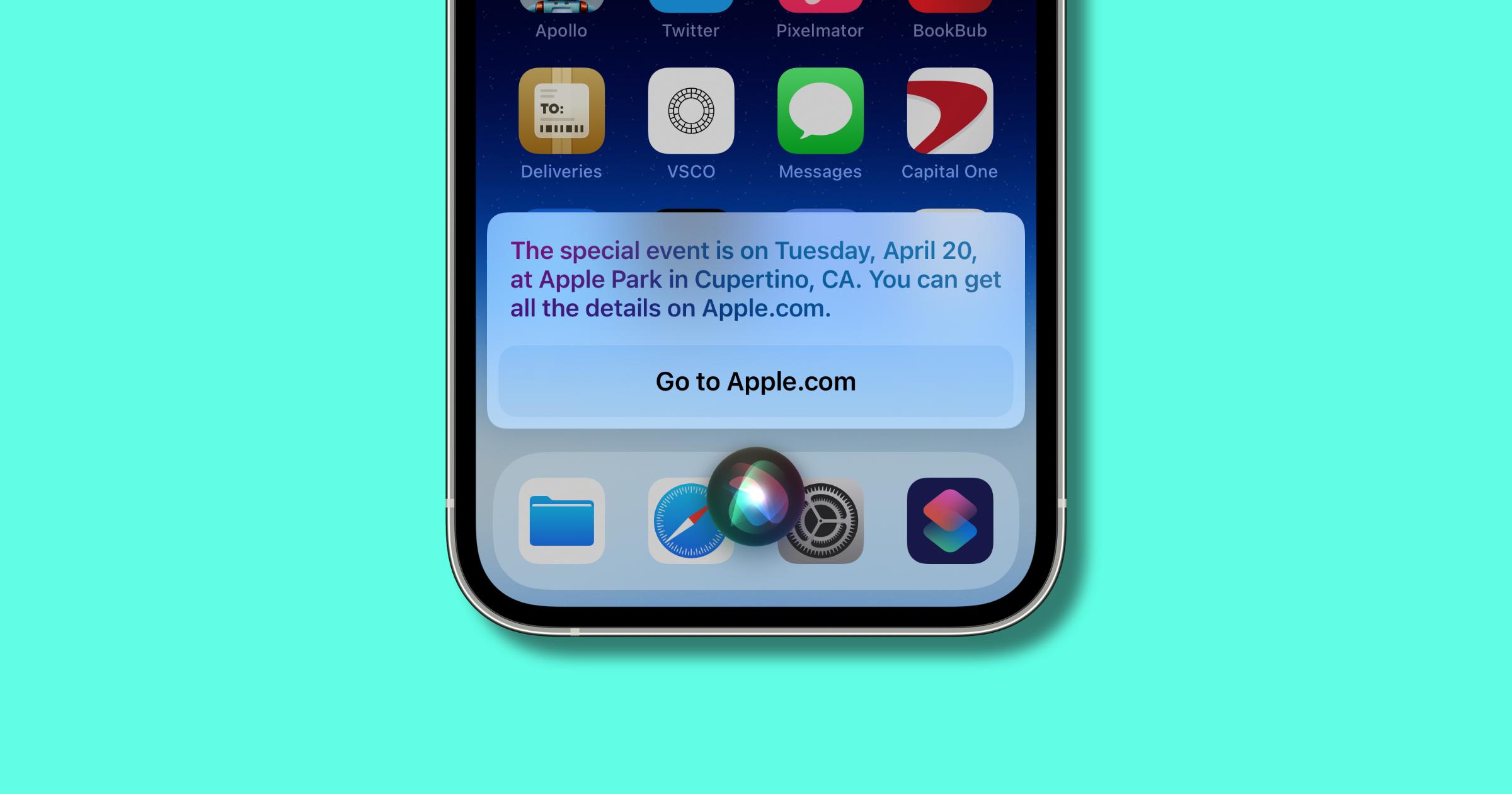 apple spring 2021 event date