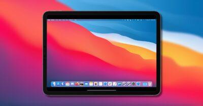 macOS on iPad